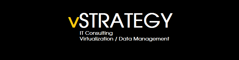 vStrategy - Solutions for Virtualization / Data Management